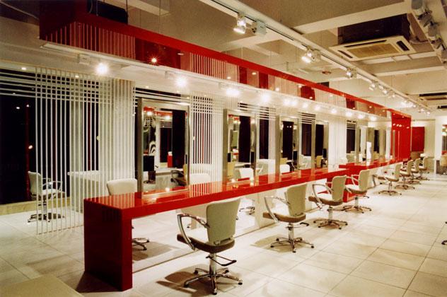 Cool Salon interior