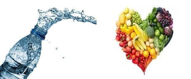 Fruit & Water