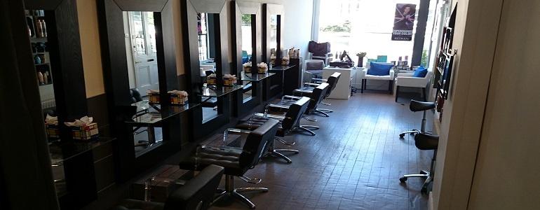 De Stijl hair Salon Monkstown