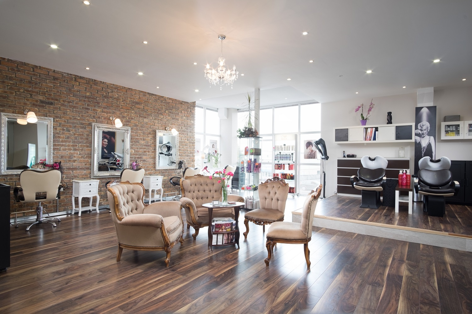 BEUTiFi.com July Salon of the Month. Is this the best Hair Salon in Galway?
